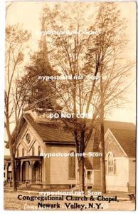 RPPC, Congregational Church & Chapel, Newark Valley NY