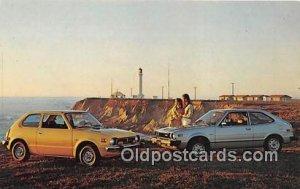 1977 Honda Automobiles, CVCC 5 Speed unused