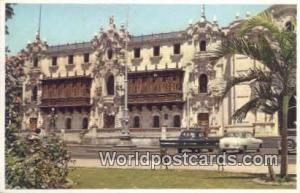 Lima, Peru Palacio Arzobishipal, Archbishop's Palace  Palacio Arzobishipal, A...