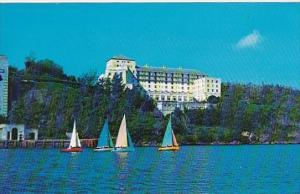 Bermuda Hamilton The Castle Harbour Hotel 1964