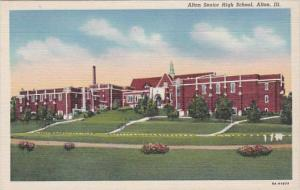 Illinois Alton High School Curteich