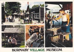 Multi-Views, Burnaby Village Museum, Burnaby, B.C., Canada, 1970-1980s