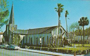 Trinity Episcopal Church St Augustine Florida