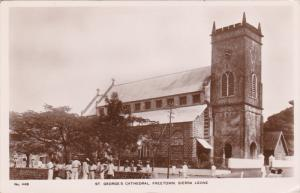 RP: St George´s Cathedral , FREETOWN , Sierra Leone , 1920-30s