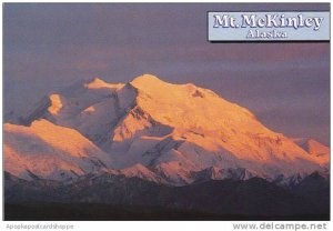Mount McKinley Denali National Park Alaska