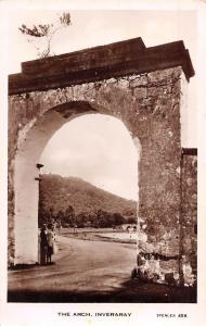 Inveraray, The Arch, Argyll, Real Photograph