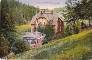 Germany - Villa Waldfrieden - Wolkenstein 1918