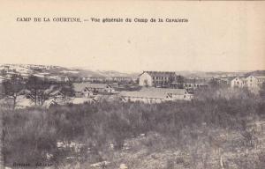 Camp de la Courtine , France , 00-10s ; Vue generale du Camp de la Cavalerie