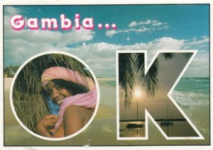 GAMBIA , 60-80s
