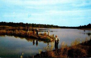 Alabama Samson Fishing At Geneva County Lake