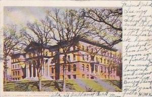Minnesota Minneapolis The United Church Seminary 1907