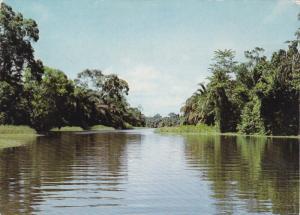 LAGOS STATE, Itoikin River, NIGERIA, 50-70s