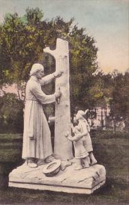 New York Auriesville Statue Of Saint Isaac Jogues The National Shrine Of The ...