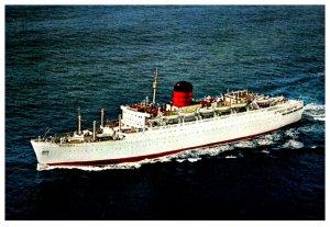 RMS  Franconia  Cunard Line