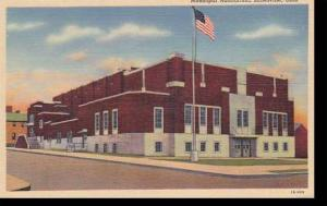 Ohio Zanesville Zanesville Municipal Auditprium Curteich
