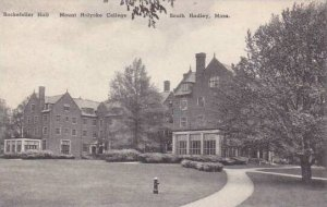 Massachusetts South Hadley South Campus Mount Holyorke College Albertype