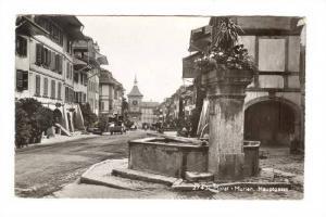 RP; Morat-Murten, Hauptgasse, Switzerland, 1910-20s