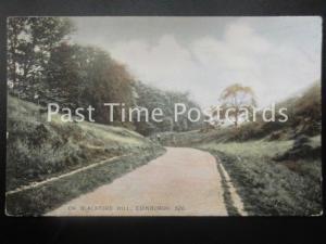 Edinburgh BLACKFORD HILL - Old Postcard by Nimmo Leith of Edinburgh
