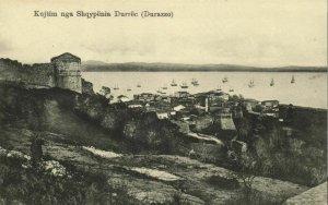 albania, DURRËS DURAZZO, Panorama (1913) Postcard