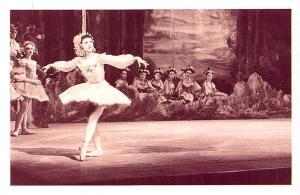 Margot Fonteyn 1946 PEggy Hooker, ballet, ballerina, Nostalgia Reprint