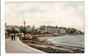 TUCK; DUNOON, Argyl and Bute, Scotland, United Kingdom; West Bay, PU-1908