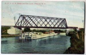 NYC RR Bridge & Erie Canal, Pittsford NY