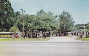 Street view,  Oaks Motel Court on U.S. 17.,  Hardeeville,  South Carolina,  4...