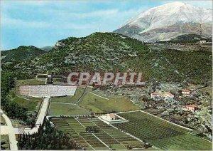 Postcard Modern Montecassino Monumento e Militare Cimitere polacco