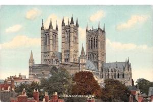 Lincoln Cathedral South West, Dom Cattedrale