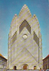 Denmark Copenhagen Grundtvigs Church