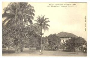 Afrique Occidentale- Guinee, Place Du Gouvernement, Konakry, Guinea, 1900-1910s
