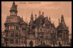 Banque Nationale,Antwerp,Belgium BIN