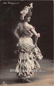 Asta Wesergaard Theater Actor / Actress Unused