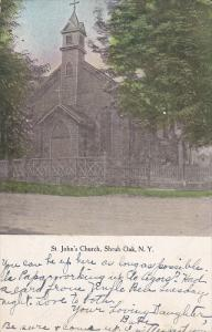 St John's Church , SHRUB OAK , New York , PU-1915