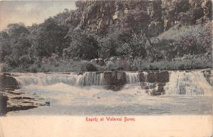 MPUMALANGA SOUTH AFRICA RAPIDS AT WATERVAL BOVEN~SALLO EPSTEIN PUBL POSTCARD