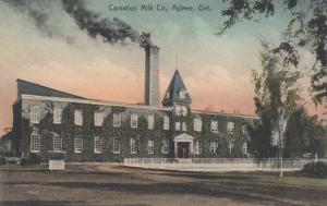 AYLMER , Ontario , 1900-10s ; Carnation Milk Company
