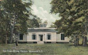 WINDSOR , Nova Scotia , Canada , 1900-10s; Sam Seick House