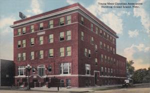 GRAND ISLAND, Nebraska, 1900-1910s; Young Mens Christian Association Building