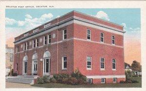 Alabama Decatur Post Office sk1534