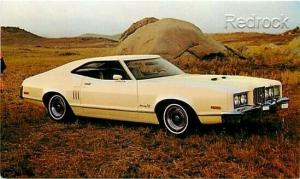Advertising, 1973 Mercury Montego, 2-Door Hardtop,  Morrow Motors Inc