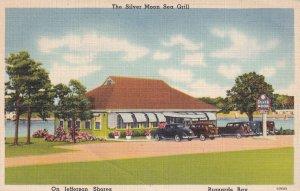 CAPE COD, Massachusetts, PU-1949; The Silver Moon Sea Grill