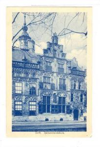 Gemeenlandshuis, Delft (South Holland), Netherlands, 1910-1920s