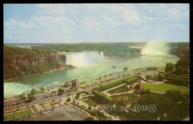 General View - Niagara Gorge and Islands in the Niagara River