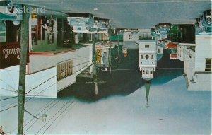 AK, Sitka, Alaska, Main Street, Mike Roberts No. C14220