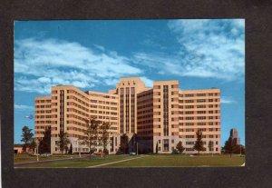 NY VA Veterans Hospital Veteran's Albany New York Postcard Administration PC