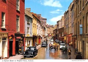Narrow Street - Wexford, Ireland