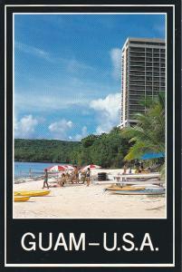 Guam Tumon Beach Guam Reef Hotel