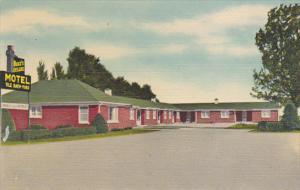 Nebraska York Buzz's Deluxe Motel