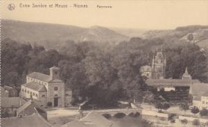 NISMES, Belgium, 1900-1910´s; Panorama, Entre Sambre Et Meuse