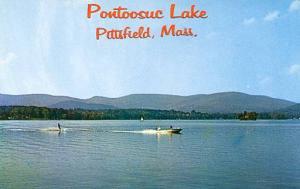 MA - Pittsfield. Pontoosuc Lake